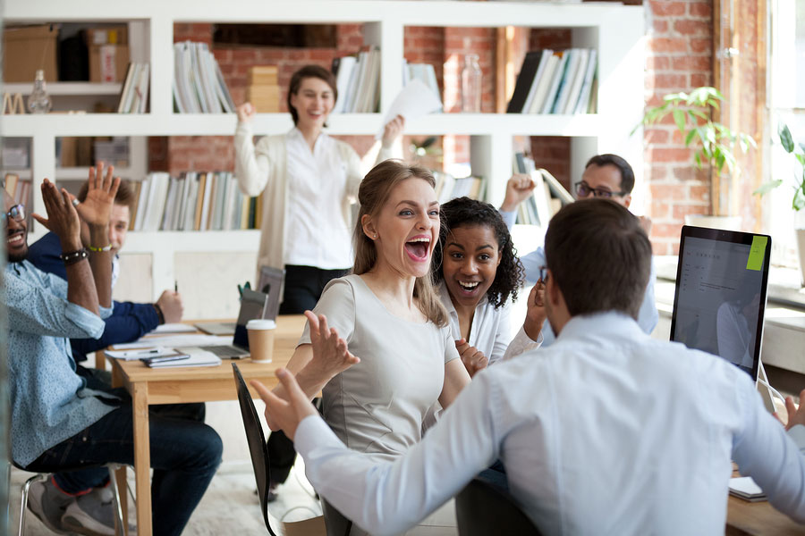 Why You Should Celebrate Success in Your Business